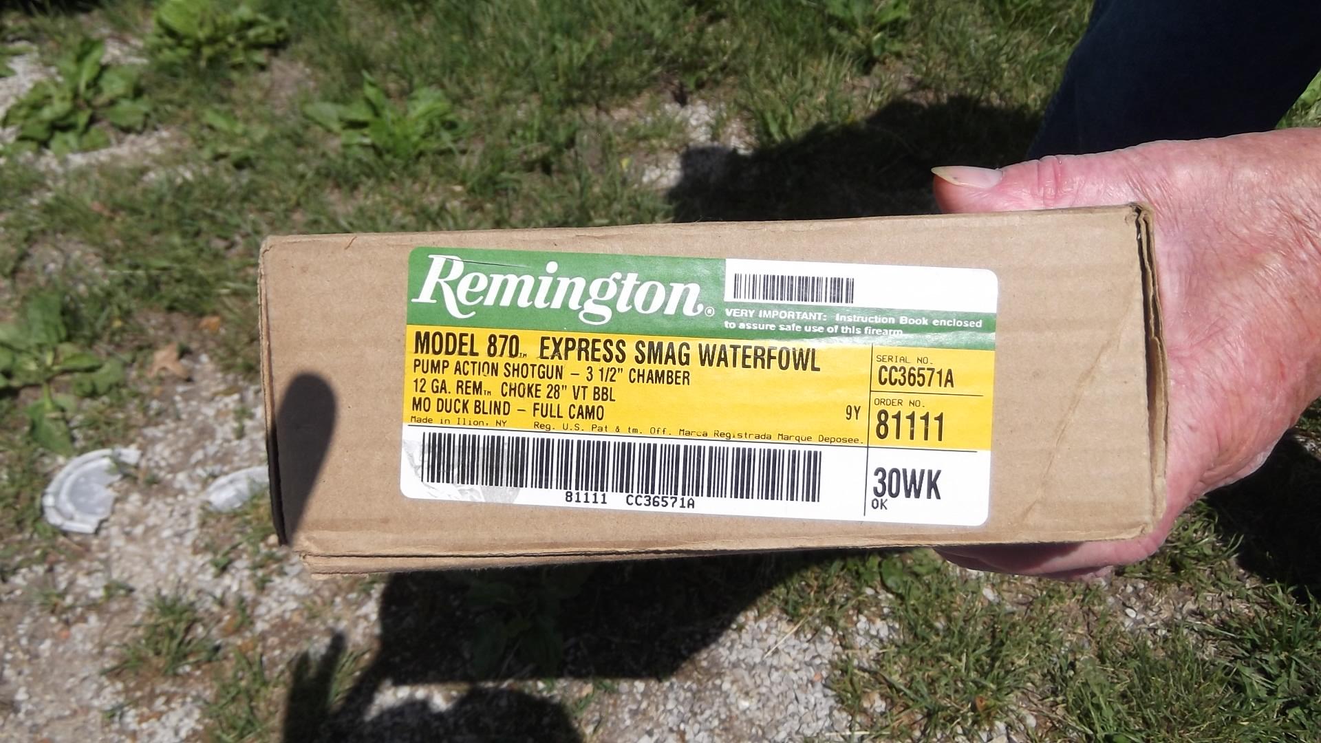 Remington 870 Express Mag